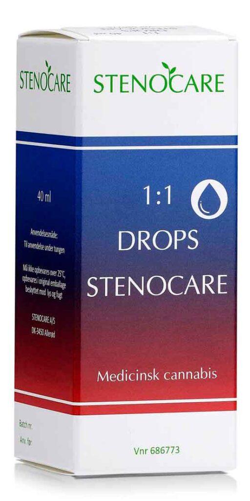 STENOCARE 1:1 DROPS
