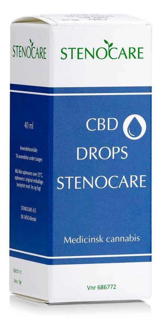 STENOCARE CBD DROPS